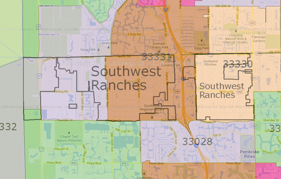 Southwest Ranches